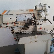 Semi-automatic metal band saw KASTO functional U BJ.1999 incl. Roller track 2x3m
