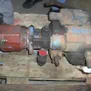 Traction motor excavators hydraulic pump 70422 LAH M920901RM