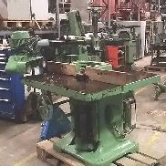 Moulder with Holzher feed milling spindle moulder Carpenter milling machine