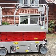 Scissor lift Genie GS2646 Platform Hubsteiger lift