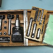 Wohlhaupter Universal Flat and boring as for Deckel FP1 / 2/3 SK 40
