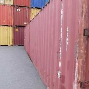40 'box containers, sea containers with CSC! Positively! Hamburg