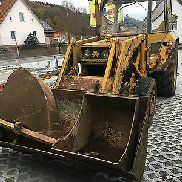 Multipurpose Construction Backhoe MF 50B