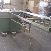 Altendorf TKR 90 with suction * 2 saw blades *