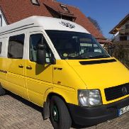 Vw Lt 35 Mobile home