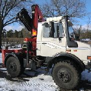 Unimog U 1600 very good condition View full equipment hydraulic PTO