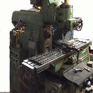 Fräsmaschine Reckermann FU 1000 X= 920mm