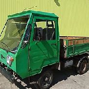 Multicar M25 Year 1989 - 33895 km