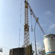 Construction crane Liebherr 35K