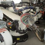Kuka KR 150 robot VKRC2 BJ: 2003, alicates de remache