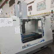 CNC vertical machining center Mikron / Haas VCE 1000