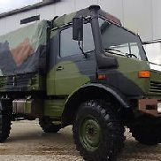 Mercedes Unimog 1300l German Federal Armed Forces U435