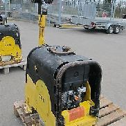 440-17: Weber mt CR 6 vibratory plate Bauj.2011 weight 412 KG 961 hours