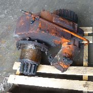 Rotary gearbox with brakes and hydraulic motor from Atlas 1602 Mobile excavator,
