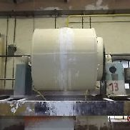 500 L ball mill, pigment mill Trovalisierer, finishing machine, device 4