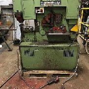 Profile steel shear profile punch Mubea Muhr and Bender HIW 550
