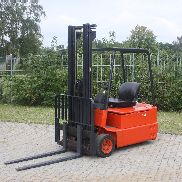 Nr 411 Linde E 16 S forklift trucks forklift trucks for sale