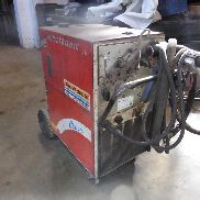 Inert gas welding equipment Euro Tronic 4000 W MIG MAG welder 400Ah