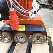 HolzHer feed for spindle moulder used 3 rollers, 8 speeds