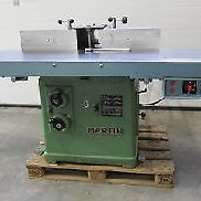 Moulder moulder cutter MARTIN T 21 with frame Abstract