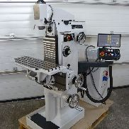 Deckel FP1 milling machine continuously 3 axis digital display Heidenhain