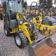Wacker Neuson WL 20 Year of manufacture 2015, 476 h