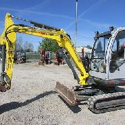 Neuson 3503 VDS Year of construction 2013, 1150 h