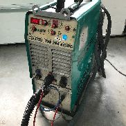 MERKLE TIG 254 AC / DC welding machine WIG ALU + steel NR.6 incl. VAT