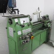 L & Z Lathe Weiler Condor VS 2, year of construction 1980