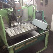Tool milling machine Maho MH 600 W, built in 1995