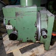 Head vertical spindle and quill for MAHO MH 800