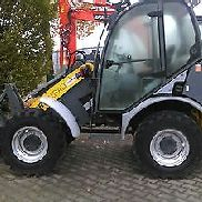 Kramer Wheel Loader 750, BJ. 2011 1929 hrs (0988)