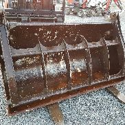 Clamp bucket for Cat 906 or 908