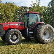 Case IH MX270 Duals 4x4 Only 5,800 Hours