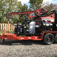 2014 DITCH WITCH FX25-500 T / A HYDROVACUUM POTHOLE TRAILER