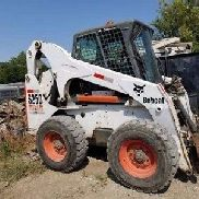 2004 Bobcat S250 Turbo High Flow Skid Steer Loader 75 HP Kubota Engine 4WD NE