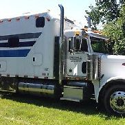 "2001 Peterbilt 379, Semi Truck/Tractor, 130"" ICT Sleeper"