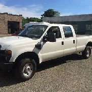 2009 Ford F-350 xl Super Duty Crew Cab 4X4