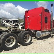 2009 Kenworth W900L Studio Used