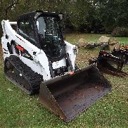 2015 Bobcat T590 Skid Steer Track Loader Package Next T190 Model Diesel Tractor