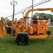 Nice 2005 WOODCHUCK 1200G HYROLLER 12inch CHIPPER SEULEMENT 1852 HEURES