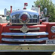1958 Seagrave Fire Truck - 65' Aerial - Fully Restored - Outfitted w/ Gear