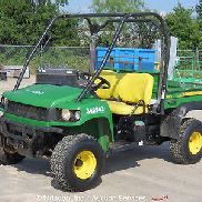 2011 John Deere HPX Gator Diesel 4x4 UTV Utility Cart Vehicle Dump Bed ATV