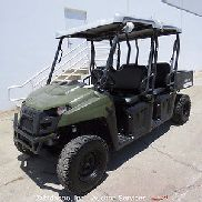 2013 Polaris Ranger 4WD Industrial All Terrain UTV Off Road Utility Cart bidadoo