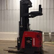 Raymond Electric Reach Truck (4,500 lb. Capacity) 740R45TT - 14 In Stock