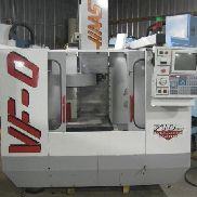 "HAAS 1996 VF-0 20""X, 16""Y, 20""Z, 15HP. 3335 spindle hours! Very clean! REDUCED"