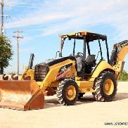 2007 CATERPILLAR 430E BACKHOE - BACKHOE LOADER- 21 PICS