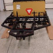 ASV Snow Saver 6' Drag Blade Snow Groomer