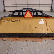 ASV Snow Saver II 8' Drag Blade Snow Groomer