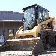 2013 CATERPILLAR 226B3 SKID Steering SKID loader- loader- CAT- BOBCAT- 23 PICS